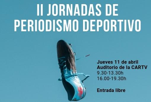 Las II Jornadas de Periodismo Deportivo de la USJ tratarán sobre los desafíos de la comunicación deportiva