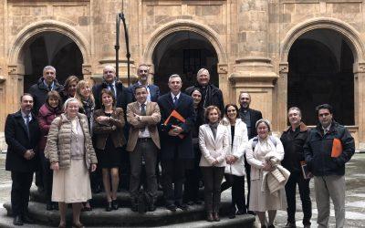 La Facultad de Comunicación y Ciencias Sociales de la USJ participa en el encuentro de la Conferencia Episcopal con las Facultades de Comunicación Católicas
