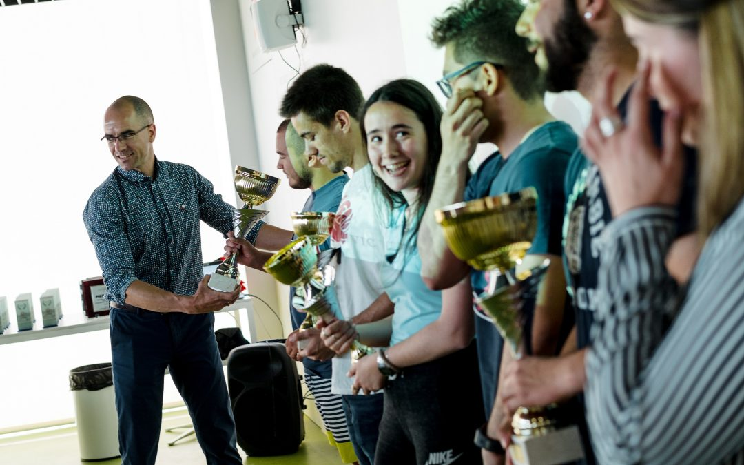 El Servicio de Actividades Deportivas celebra la Gala del Deporte USJ 2019