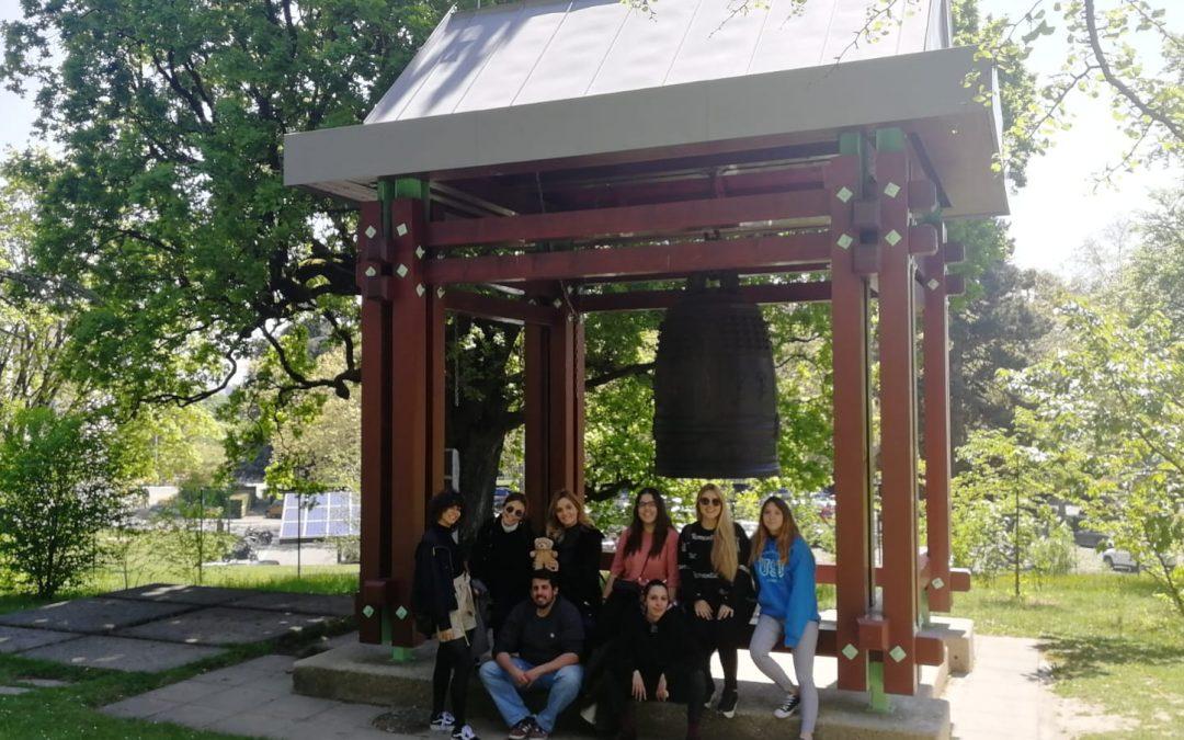 Alumnos del grado en Traducción y Comunicación Intercultural visitan el Comité Internacional de la Cruz Roja y la sede de Naciones Unidas en Ginebra