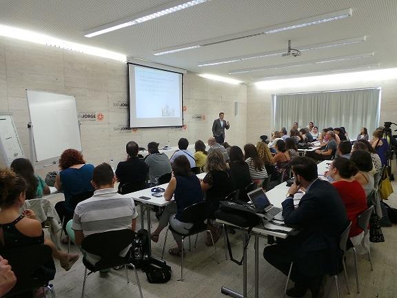 La USJ celebra las octavas Jornadas de Innovación Docente bajo el título 'Competencias del docente para la innovación'