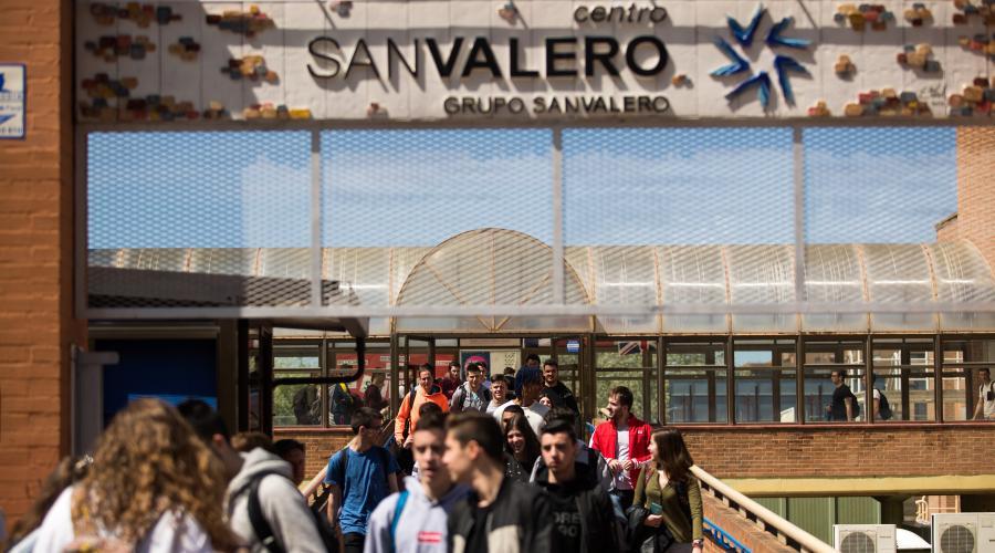 Centro San Valero impartirá dos nuevos Ciclos de Grado Superior de FP en modalidad presencial