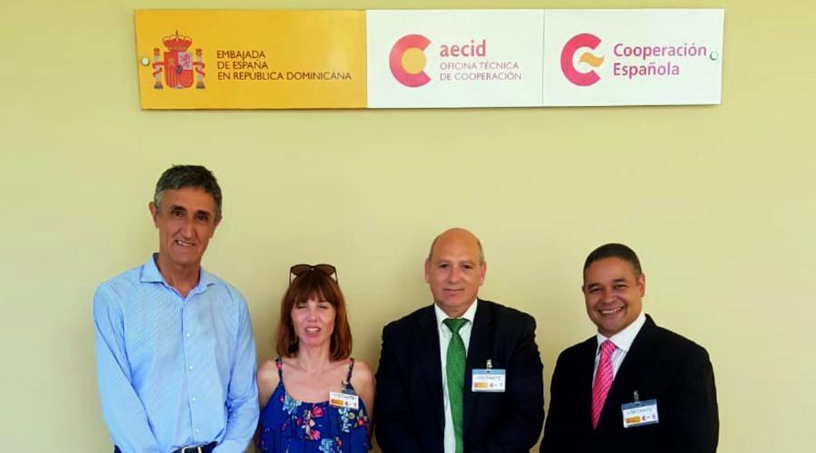 Programa institucional del Grupo San Valero en República Dominicana