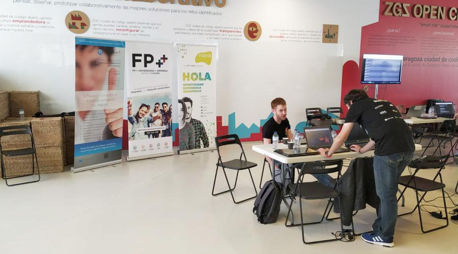 La FP++ del Grupo San Valero patrocina el Global Devops Bootcamp