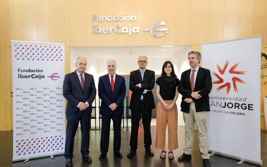 La Universidad San Jorge y Fundación Ibercaja crean la Cátedra Mobility Experience en el marco de Mobility City