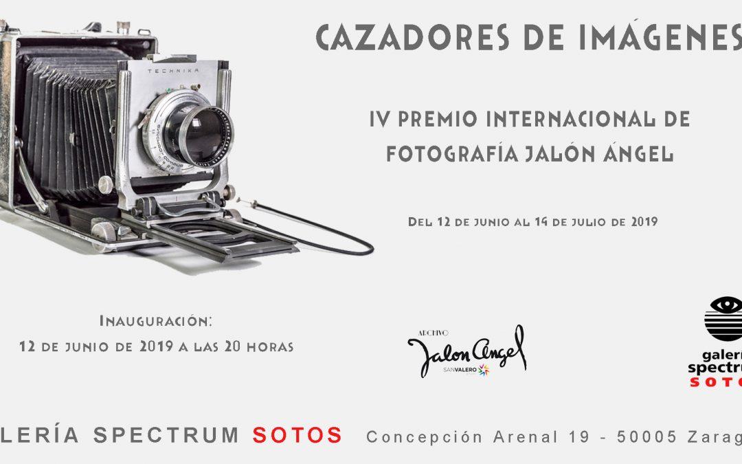La galería Spectrum Sotos acoge la exposición Cazadores de Imágenes IV y la entrega de galardones del V Premio Internacional de Fotografía Jalón Ángel