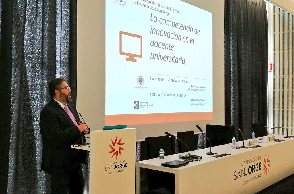 La Universidad San Jorge celebra la octava edición de las Jornadas de Innovación Docente