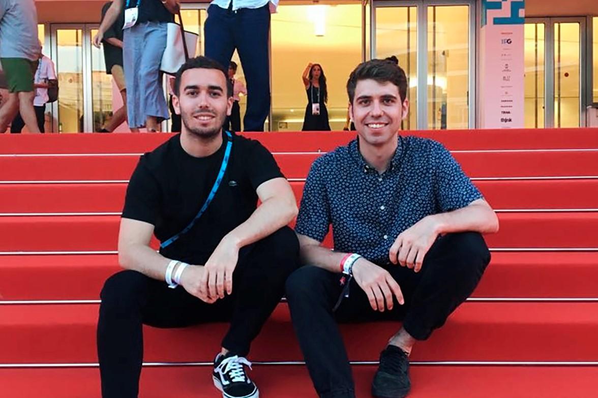 Los egresados de la USJ Enrique Torguet y Manuel Castillo ganan un premio publicitario de prestigio mundial