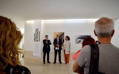 La Universidad San Jorge y el Grupo Hierros Alfonso inauguran la exposición del certamen internacional de fotografía Hierros artísticos