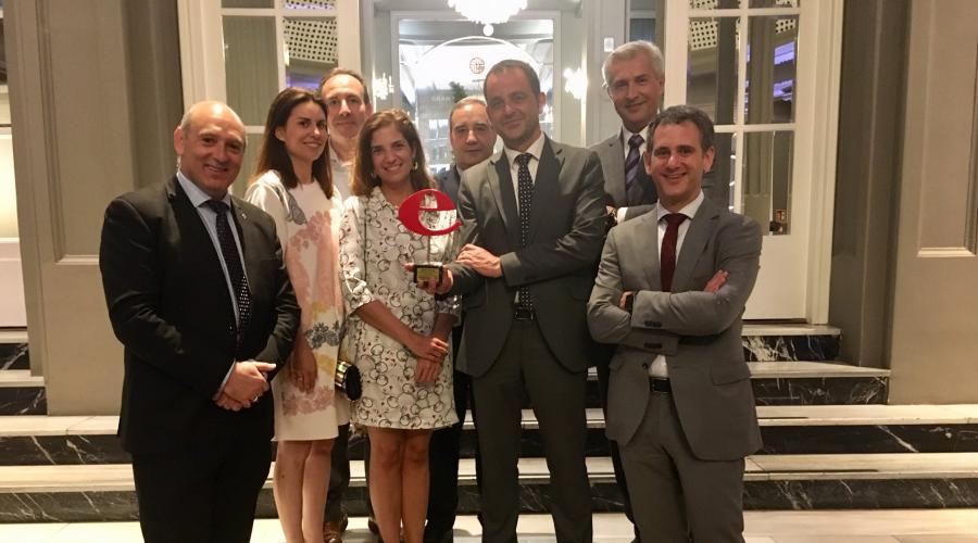 SEAS recibe el premio a la trayectoria empresarial de la Revista Ejecutivos