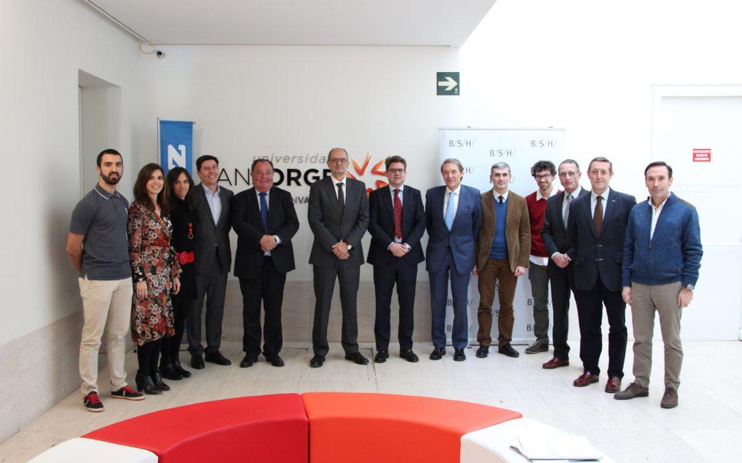 El proyecto de investigación 'Workfit' de la Universidad San Jorge consigue una ayuda del Gobierno de Aragón de más de 60 mil euros