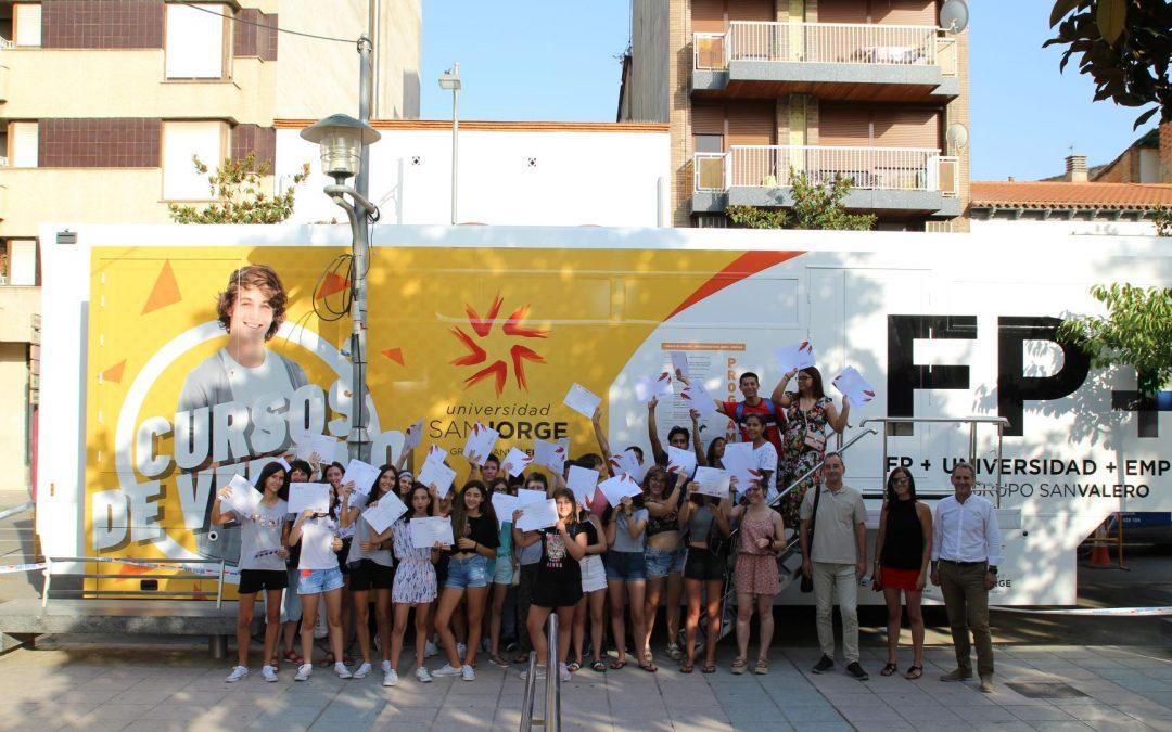 Más de 500 personas participan en los cursos de verano de la USJ y SEAS en Alcañiz, Arnedo, Calatayud y Binéfar