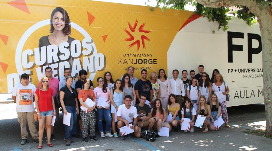 Concluyen los cursos de Verano de USJ y SEAS en Calatayud con gran éxito de participación