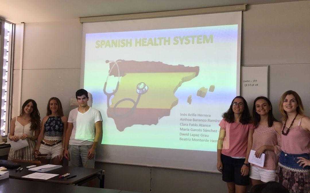 Estudiantes de cuatro universidades europeas participan en Portalegre en sesiones de enseñanza-aprendizaje sobre competencia cultural en Enfermería