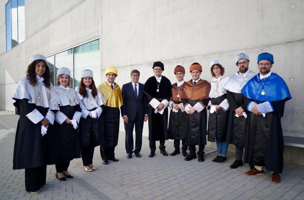 La Universidad San Jorge celebra el acto oficial de Apertura del curso 2019-2020