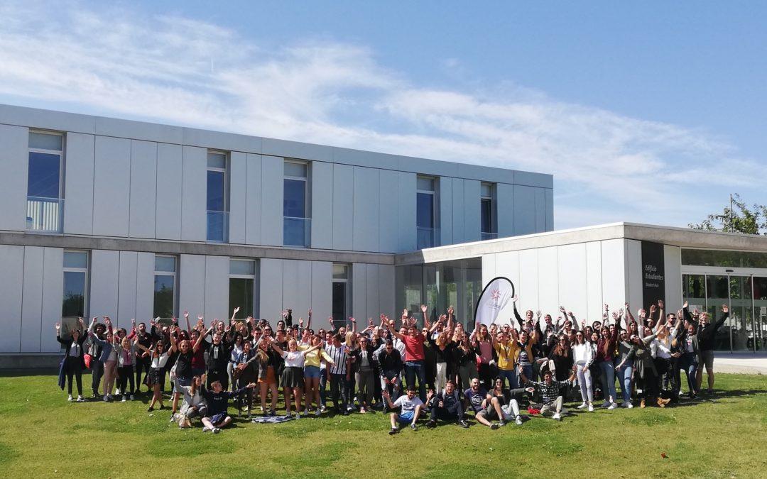 Cerca de 100 estudiantes internacionales comienzan el curso en la USJ