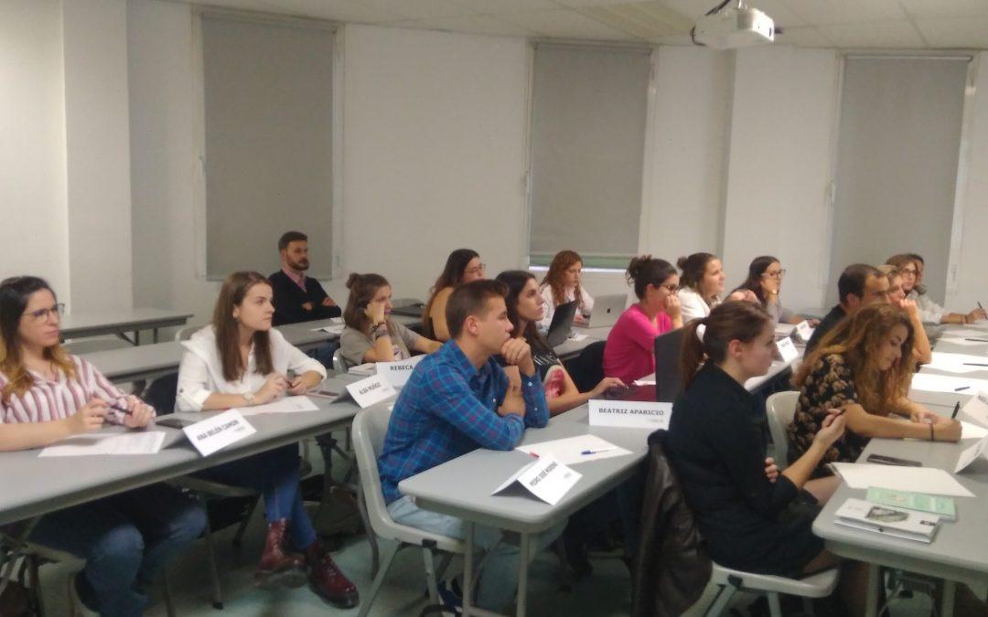 Los alumnos del máster en Marketing y Comunicación Corporativa defienden sus Proyectos Fin de Máster