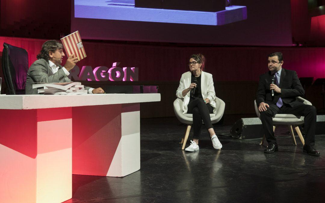 "Laura Uranga, egresada de la USJ, fotógrafa de la iniciativa ""Aragón, pueblo a pueblo"""