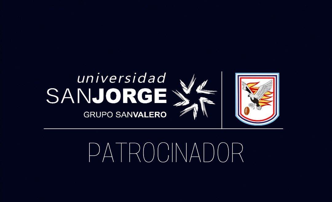 USJ Fénix: la Universidad San Jorge, patrocinador principal del Fénix Rugby