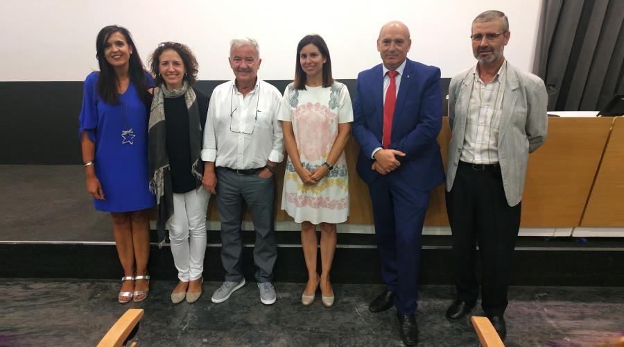 Fran Gutiérrez congrega en su ponencia a 100 personas del Grupo San Valero