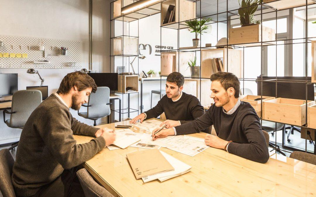 Grupo GEN Arquitectura, un estudio creado por tres egresados de la USJ comprometidos con el mundo rural y los municipios aragoneses