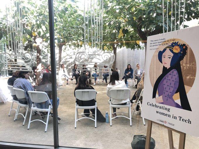 Las alumnas y profesoras de la USJ vinculadas a la tecnología celebran el Ada Lovelace Day