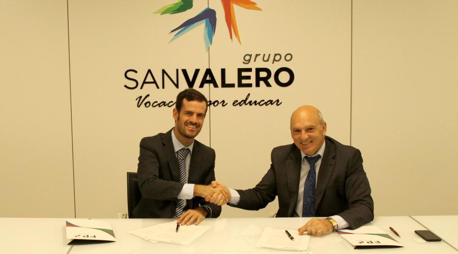 BMW Goya Automoción y Grupo San Valero se alían para desarrollar proyectos conjuntos