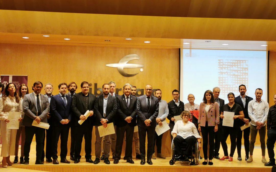 Santiago Elía consigue un accésit en los premios García Mercadal otorgados por el Colegio Oficial de Arquitectos de Aragón
