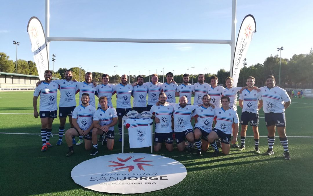 La USJ y el Rugby Fénix presentan oficialmente el equipo USJ Fénix