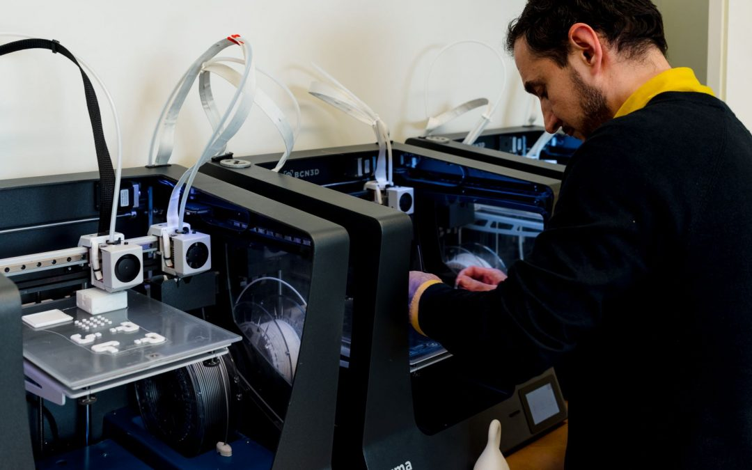 El grado en Diseño Digital y Tecnologías Creativas especializa a los alumnos de Arquitectura