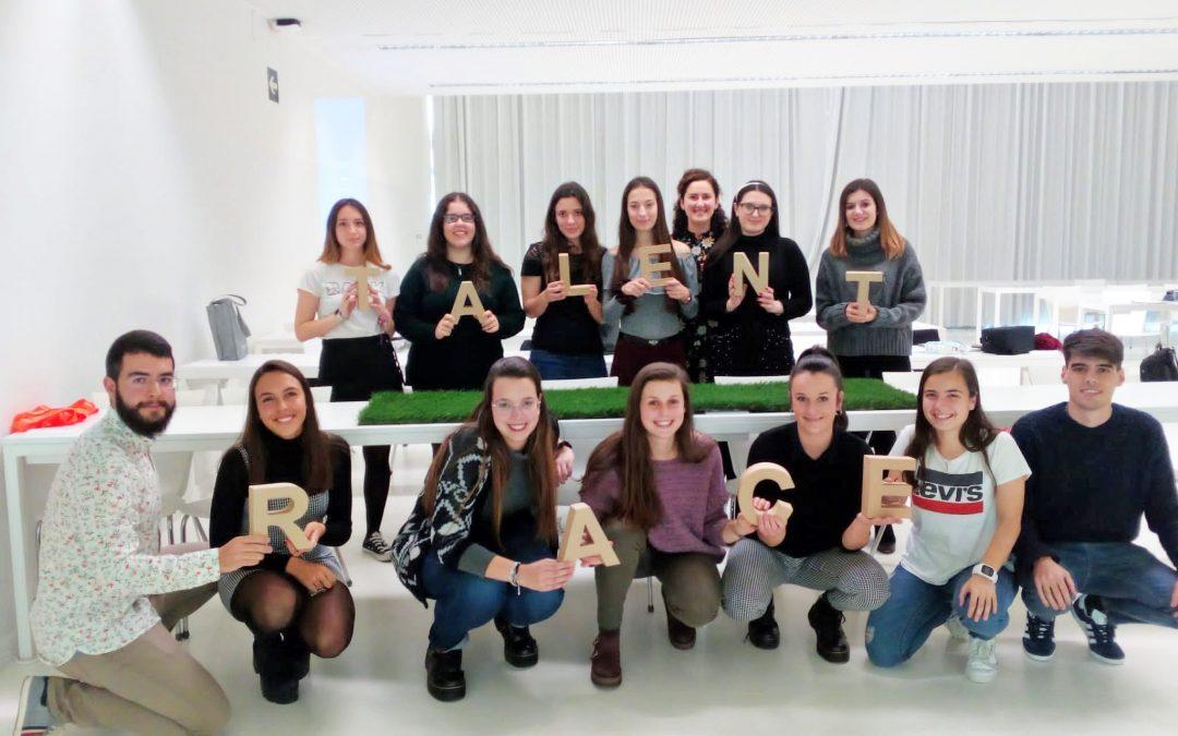 Los alumnos del programa USJ Connecta Talento finalizan la Talent Race