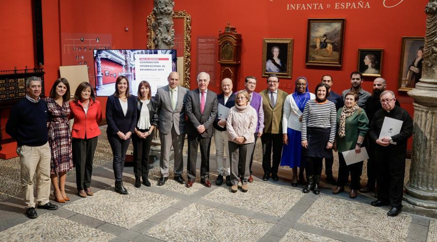 Apoyo de las Fundaciones CAI e Ibercaja al proyecto del Grupo San Valero en República Dominicana