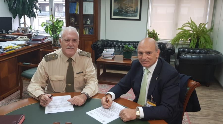 El Ministerio de Defensa adjudica a SEAS Estudios Superiores Abiertos un programa de formación online de personal militar hasta el 2021