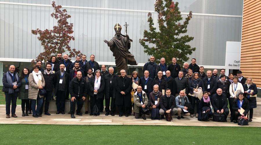 La Universidad San Jorge estuvo presente en el XXXIV Encuentro de Delegados Diocesanos y Responsables de Pastoral Universitaria