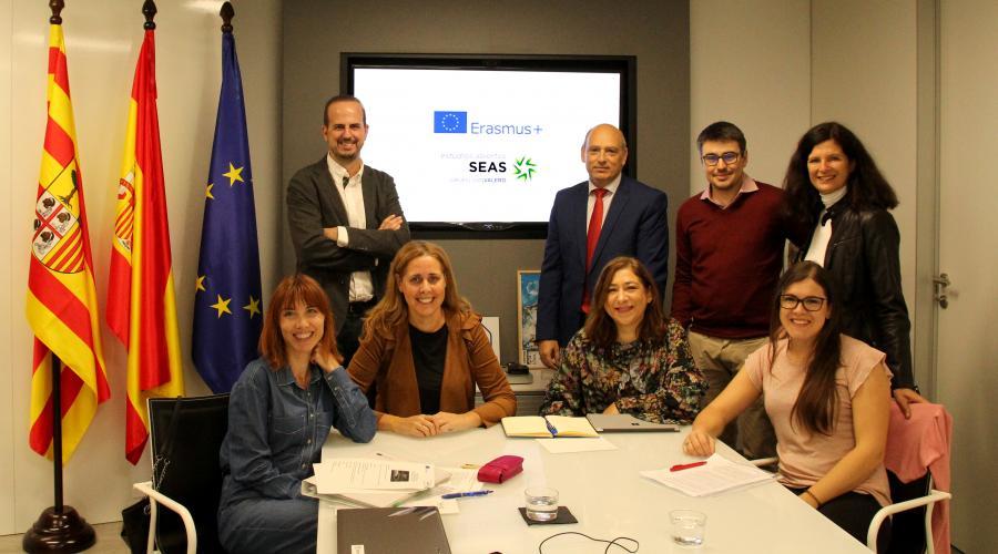 SEAS Estudios Superiores Abiertos promueve un proyecto europeo para acercar formación y empleo a zonas rurales con baja densidad de población