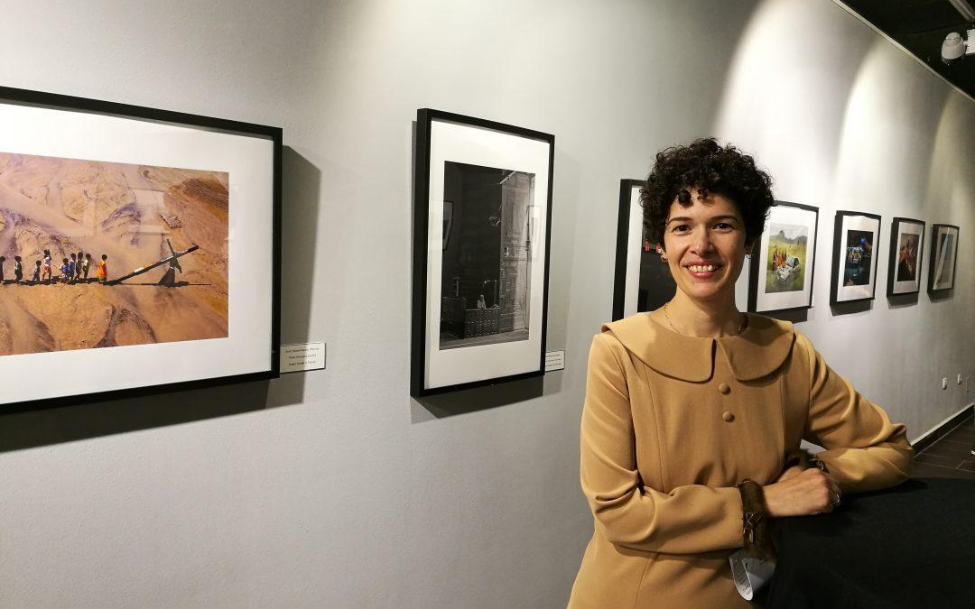 """La muestra """"Cazadores de imágenes"""" se inaugura con las mejores fotografías del V Premio Internacional de Fotografía Jalón Ángel"""
