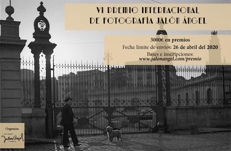 La sexta edición del Premio Internacional de Fotografía Jalón Ángel abre inscripciones con tres categorías