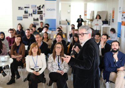 Encuentro alumnos de Arquitectura con empresas