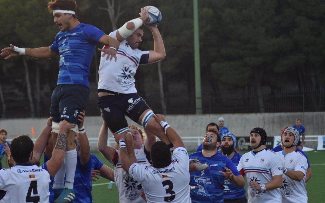 USJ Fénix gana en la Vila y se clasifica para los play off de ascenso por tercera vez consecutiva