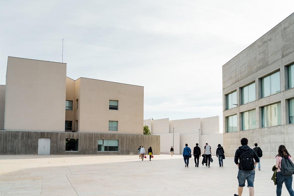La Universidad San Jorge y la Universidad de Zaragoza esperan a conocer el tiempo definitivo del estado de alarma para decidir sobre el calendario académico y la evaluación del estudiantado