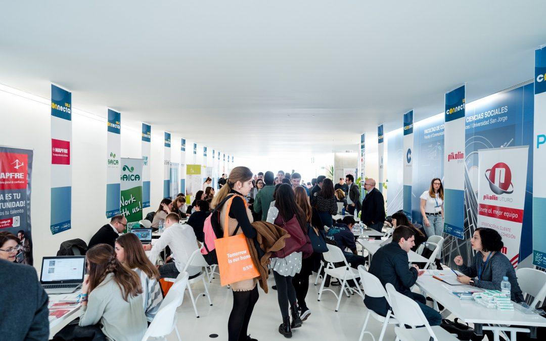 La alta empleabilidad de sus egresados, un valor en alza que caracteriza a la Universidad San Jorge