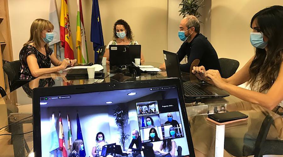 Arnedo inaugura los Cursos de Verano de USJ y SEAS con un webinar sobre salud y cuidados post Covid