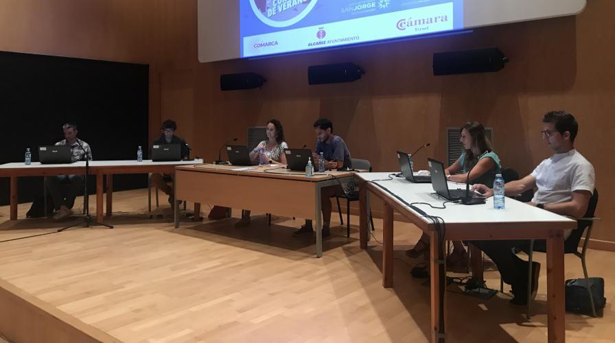 Deporte y salud en la segunda sesión de los Cursos de Verano de la USJ y SEAS en Alcañiz