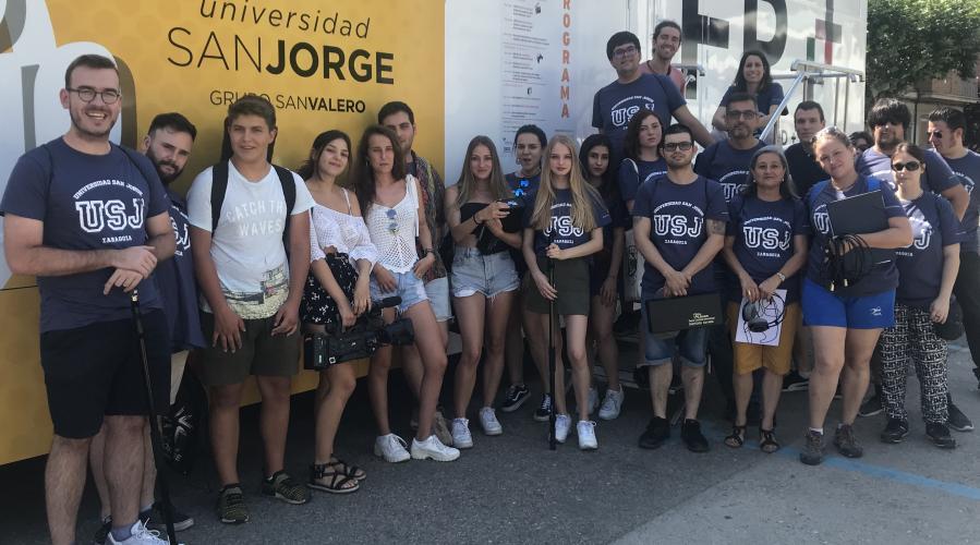 Los cursos de verano de la Universidad San Jorge y SEAS vuelven a Calatayud