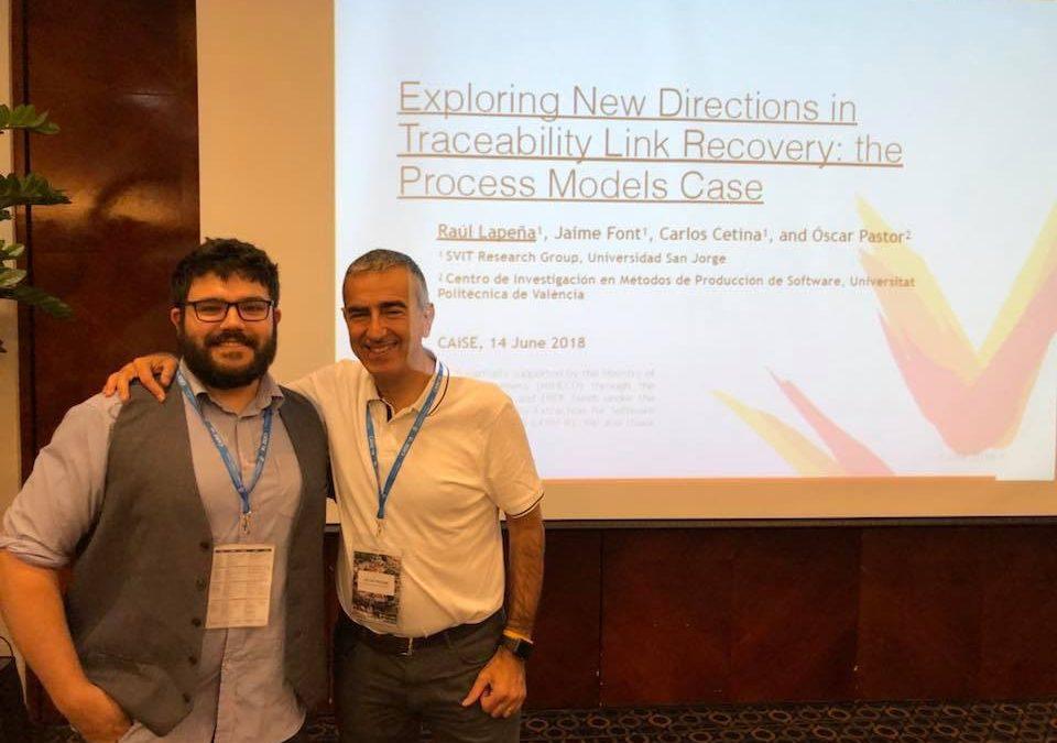 El egresado Raúl Lapeña revoluciona la ingeniería del software