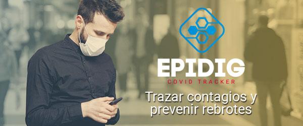 La Universidad San Jorge colabora con Ibermática en el desarrollo de su aplicación EPIdig de rastreo de la COVID-19