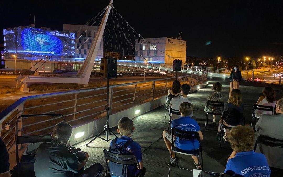 La cátedra Mobility Experience de la USJ y Fundación Ibercaja presentan la plataforma de visualización de la movilidad en Zaragoza