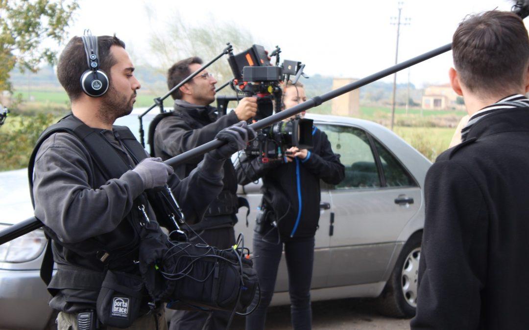 """El egresado de Comunicación Audiovisual Vicente Bordonaba consigue el Premio Simón al Mejor Sonido por la película """"Planeta 5000"""""""