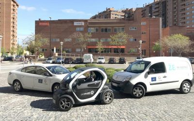 Coincidiendo con la semana de la movilidad sostenible, el Grupo San Valero recuerda su proyecto europeo life connect, ya desplegado y a pleno rendimiento
