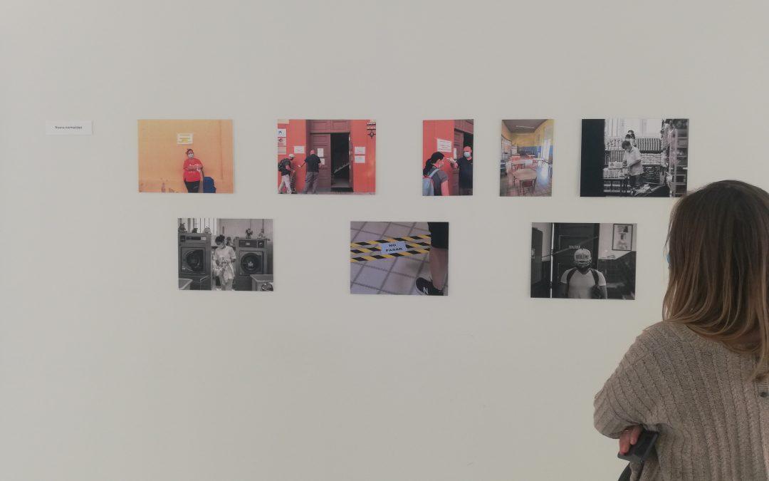 Espacio en blanco se estrena con la exposición «Un año del Refugio»